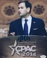 Marco Rubio Signed 8x10 Photo (JSA Hologram) at PristineAuction.com