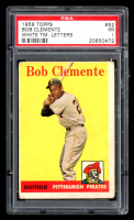 Roberto Clemente 1958 Topps #52 (PSA 1) at PristineAuction.com