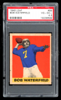 Bob Waterfield 1949 Leaf #89 (PSA 4.5) at PristineAuction.com