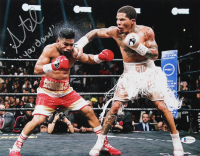 "Gervonta Davis Signed 11x14 Photo Inscribed ""You Done"" (Beckett COA) at PristineAuction.com"