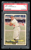 Roy Campanella 1957 Topps #210 (PSA 3) at PristineAuction.com