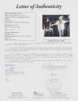 Axl Rose & Izzy Stradlin Signed Guns N' Roses 8x10 Photo (JSA LOA) at PristineAuction.com