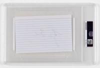 George W. Bush Signed 4x6 Index Card (PSA Encapsulated) at PristineAuction.com