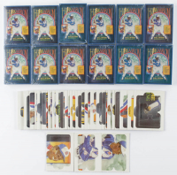 1986 Donruss Complete Set of Factory Sealed Baseball Cards with 1-63 Puzzle Cards at PristineAuction.com