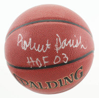 "Robert Parish Signed NBA Basketball Inscribed ""HOF 03"" (JSA COA) at PristineAuction.com"