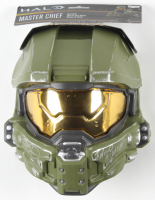 "Steve Downes Signed ""Halo"" Master Chief Full-Size Mask Inscribed ""I Need A Weapon"" (Radtke COA) at PristineAuction.com"