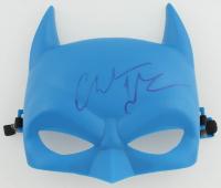 "Christian Bale Signed ""Batman"" Mask (PSA Hologram) at PristineAuction.com"