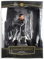 "Kit Harington Signed ""Game of Thrones"" 7"" Battle of the Bastards Figure (Radtke COA) at PristineAuction.com"