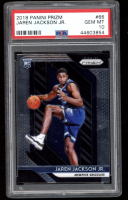 Jaren Jackson Jr. 2018-19 Panini Prizm #66 RC (PSA 10) at PristineAuction.com