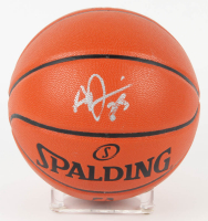 Anthony Davis Signed NBA Game Ball Series Basketball (PSA COA) at PristineAuction.com