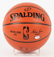 Anthony Davis Signed NBA Game Ball Series Basketball (PSA COA) at PristineAuction.com