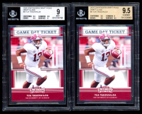Lot of (2) BGS Graded Tua Tagovailoa 2020 Panini Contenders Draft Picks Draft Class #9 (BGS 9 & 9.5) at PristineAuction.com