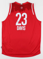 Anthony Davis Signed 2016 All-Star Game Jersey (JSA COA) at PristineAuction.com