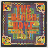 "Brian Wilson Signed The Beach Boys ""The Beach Boys Love You"" Vinyl Record Album Cover (JSA Hologram) at PristineAuction.com"