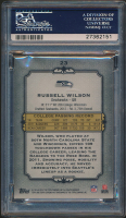 Russell Wilson 2012 Topps Supreme #23 RC (PSA 10) at PristineAuction.com
