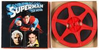 "1978 ""Superman: The Movie"" Original 8mm Film Reel with Original Box at PristineAuction.com"