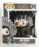 "Kit Harington Signed ""Game of Thrones"" #72 Jon Snow Funko Pop! Vinyl Figure (Radtke COA) at PristineAuction.com"