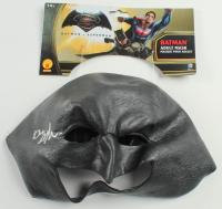 """Ben Affleck Signed """"Batman Vs. Superman"""" Full-Size Batman Mask (Beckett COA) at PristineAuction.com"""