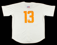 "Nick Senzel Signed Tennessee Volunteers Jersey Inscribed ""Go Vols"" (JSA COA) at PristineAuction.com"