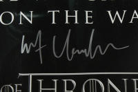 """Kit Harington Signed """"Game of Thrones"""" 24x36 Watcher on the Wall Poster (Radtke Hologram) (See Description) at PristineAuction.com"""