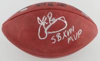 """John Riggins Signed Official NFL Game Ball Inscribed """"SB XVII MVP"""" (Riggins Hologram) at PristineAuction.com"""