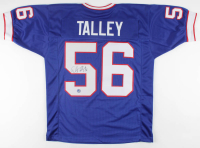 Darryl Talley Signed Jersey (Pro Player Hologram) at PristineAuction.com