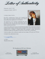 Mick Jagger Signed 9x11 Magazine Page (PSA LOA) at PristineAuction.com