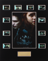"""Twilight"" LE 8x10 Custom Matted Original Film / Movie Cell Display at PristineAuction.com"