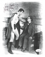"Tommy Bond Signed ""Superman"" 8x10 Photo Inscribed ""Jimmy Olsen"" (JSA COA) at PristineAuction.com"