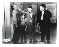 "Tommy Bond Signed ""Block-Heads"" 8x10 Photo Inscribed ""Butch"" (JSA COA) at PristineAuction.com"