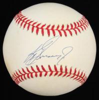 Ken Griffey Jr. Signed OML Baseball (Steiner COA) at PristineAuction.com