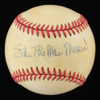 "Stan ""The Man"" Musial Signed ONL Baseball (JSA COA) at PristineAuction.com"