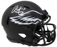 Alshon Jeffery Signed Eagles Eclipse Alternate Speed Mini-Helmet (Beckett COA) at PristineAuction.com