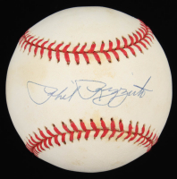 Phil Rizzuto Signed OAL Baseball (Steiner COA) at PristineAuction.com