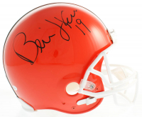 Bernie Kosar Signed Browns Full-Size Authentic On-Field Helmet (Beckett COA) at PristineAuction.com