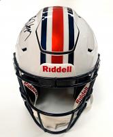 Bo Jackson Signed Auburn Tigers Full-Size Authentic On-Field SpeedFlex Helmet (Beckett COA) at PristineAuction.com
