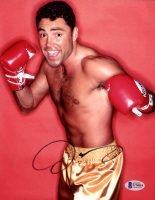Oscar De La Hoya Signed 8x10 Photo (Beckett COA) at PristineAuction.com