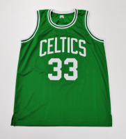 Larry Bird Signed Jersey (Beckett COA) at PristineAuction.com