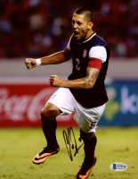 Clint Dempsey Signed Team USA 8x10 Photo (Beckett COA) at PristineAuction.com