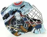 Patrick Roy Signed Canadiens Goalie Mask (Beckett COA) at PristineAuction.com