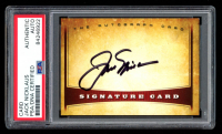 Jack Nicklaus Signed 2016 The Autograph Card Signature Series #AC01 (PSA Encapsulated) at PristineAuction.com