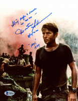 """Martin Sheen Signed """"Apocalypse Now"""" 8x10 Photo Inscribed """"Stay Safe & Sane in 2020"""", """"8/19/2020"""" & """"AN 1979"""" (Beckett COA) at PristineAuction.com"""