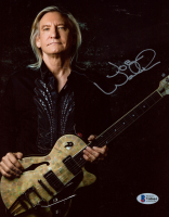 Joe Walsh Signed 8x10 Photo (Beckett COA) at PristineAuction.com