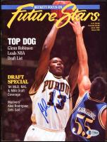 Glenn Robinson Signed 1994 Beckett Future Stars Magazine (Beckett COA) at PristineAuction.com