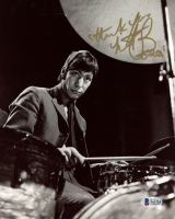 "Charlie Watts Signed 8x10 Photo Inscribed ""Thank You"" (Beckett COA) at PristineAuction.com"