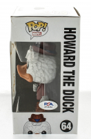 """Ed Gale Signed """"Howard The Duck"""" #64 Funko Pop! Vinyl Figure Inscribed """"Howard T. Duck"""" (PSA COA) at PristineAuction.com"""