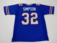 O. J. Simpson Signed Jersey (JSA COA) at PristineAuction.com