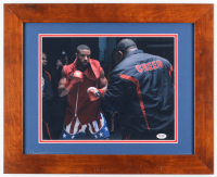 "Michael B. Jordan Signed ""Creed II"" 17.5x21.5 Custom Framed Photo Display (PSA COA) at PristineAuction.com"