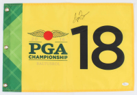 Fran Quinn Signed 2016 PGA Championship Pin Flag (JSA COA) at PristineAuction.com