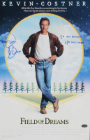 "Dwier Brown Signed ""Field of Dreams"" 11x17 Poster Inscribed ""If You Build It... He Will Come"" (Schwartz Sports COA) at PristineAuction.com"